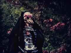 Haunt in the Woods (clarkcg photography) Tags: monster spook wings bones lights fall harvest festival skeleton sliderssunday halloween