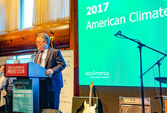 2017.10.29 Senator Al Franken, US Climate Leadership 2017, Washington, DC USA 0207