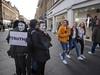 Newcastle (davemason) Tags: newcastle tyneside streetphotography davemason colour girls protest lumixg14f25