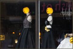 0509-  Happy Halloween (canuckguyinadarkroom) Tags: halloween pumpkins models heads dresses fun iso6400 trenton quintewest