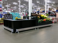 New floral counter (l_dawg2000) Tags: 2017remodel apparel café desotocounty electronics food gasstation meats mississippi ms pharmacy photocenter remodel samsclub southaven tires walmart wholesaleclub unitedstates usa