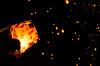 Les ballons de Tura (Clem Belleudy) Tags: night paysage grenoble clembelleudy coupeicare chartreuse clémentbelleudy montagne nuit sainthilairedutouvet mountain sainthilaire auvergnerhônealpes france fr
