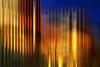 fiery (EOS1DsIII) Tags: eos1dsiii deutschland germany frankfurt evening abend architecture building motion red blu orange rot blau abstract