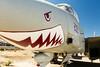 Oakland Tomcat (Cataphract) Tags: 160666 aircraft california f14a oaklandaviationmuseum tomcat usn vf111 oakland unitedstates