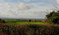 View of Welsh Mountains From Cheshire Oct 17 (mrd1xjr) Tags: view welsh mountains from cheshire oct 17