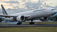F-GSQS (wittowio) Tags: aviation airliner spotting mroc airfrance boeing b777 b773