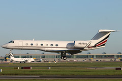 N529QS (GH@BHD) Tags: n529qs gulfstreamaerospace gulfstream g5 guv g550 qs netjets dub eidw dublin dublinairport dublininternationalairport airliner aircraft aviation bizjet corporate executive