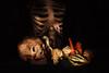 happy halloween! (lemank) Tags: paintingwithlight silllife skull