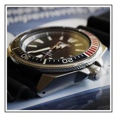 Seiko Samuraï 2017 (DavidB1977) Tags: seiko samuraï 2017 montre watch diver nikon d610 micronikkor 40mm