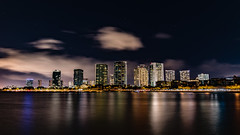 Honolulu Skyline (Explored)