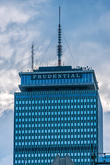 Prudential Tower (Boston MA) (Kᵉⁿ Lᵃⁿᵉ) Tags: geo:lat=4234719594 geo:lon=7108263195 geotagged massachusetts unitedstates usa adventure americancity architecture backbay backbayboston backbaydistrict backbayhistoricdistrict beantown bos boston bostonma bostonmassachusetts building city cityofboston cityscape clouds cloudscape commonwealth commonwealthofmassachusetts explore exploring glass historicamericancity historiccity lines lookingup ma newengland newenglandstate nikond800 northamerica northeasternusa officebuilding outdoor photoopportunity prudential prudentialbuilding prudentialcenter prudentialtower sign signage sky skyscraper structure suffolkcounty summer2017 thepru topofthehub tourism touristattraction tower travel travelblogphoto travelphotography travelingadventures windows worldadventures worldtravel