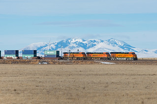 BNSF 3882, Buelow MT