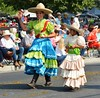 Charros De Oregon USA (wildwest photo) Tags: pendletonroundup westwardho parade horse pendletonoregon rodeo cowboy cowgirl wagon buggy september152017 rodeoqueen rodeoprincess queen royalty charrosdeoregonusa roper roping mexicanman mexicanwoman