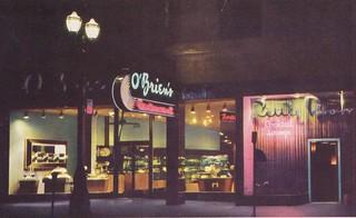 O'Brien's Restaurant - San Jose, Calif. Circa 1948