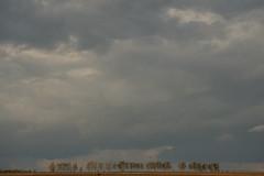 Krynki Białystok road 06.10 (1 of 1) (Stach_Trach) Tags: sokólszczyzna krynki podlasie sunset cross krzyż drzewa trees