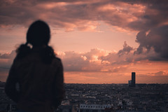 We are under the same sky by Sarah Blard -