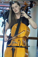 Austrumkalns (2017) 06 (KM's Live Music shots) Tags: worldmusic latvia austrumkalns cello fridaytonic southbankcentre