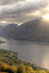 Another view of Aurland (slackbits) Tags: stegastein aurlandsfjorden aurland norway scandinavia2017