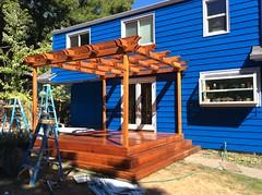 SW Portland Deck