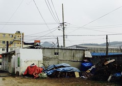 Daenung Mural Village (Miranda Ruiter) Tags: korea paju streetphotography photography village muralvillage trash houses