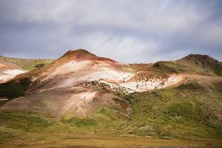 Colorful Reykjanes