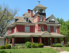 Glancy-Pennell House (US Department of State) Tags: historic atchison kansas
