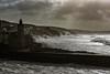 Porthleven (DanRansley) Tags: cornwall danransleyphotography danransleynet england kernow porthleven stormbrian uk clocktower coast harbour ocean sea storm water waves weather unitedkingdom gb