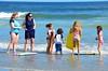 On The Beach (Joe Shlabotnik) Tags: everett carolina higginsbeach sue violet july2017 2017 beach dylans boogieboard margaret gabriella maine ocean afsdxvrnikkor55300mm4556ged