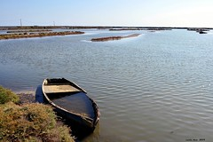 (Enllasez - Enric LLaó) Tags: deltadelebre deltadelebro delta paisaje paissatge barca 2017
