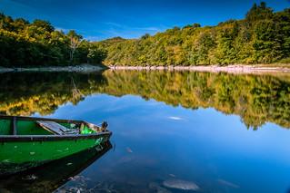 Peacefull lake