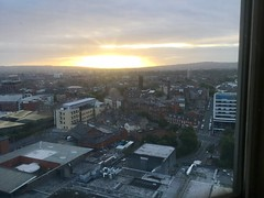 Sunrise 6.9.17 from the Tower BCH (shrighley) Tags: sunrise bch