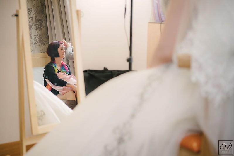 [台中婚攝] 宗奇&怡郡  婚禮紀錄 |心之芳庭