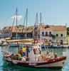 Fishing Boat (Fiskardo - Kefelonia - Greece) (Panasonic Lumix Lx15 compact) (1 of 1) (markdbaynham) Tags: greece ithaca ithaka hellas hellenic grecia greka gr kefalonia cephalonia panasonic dmc dmclx lx15 dmclx15 lumix lumixer 1 1inch compact panasoniccompact fiskardo fiscardo harbour fishingboat wooden
