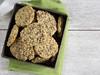 flaxfarmlandcookies3 (HealthyFlax) Tags: red flax baking with cookies flaxseed