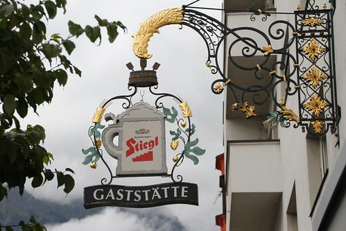 Innsbruck am 12.08.2017