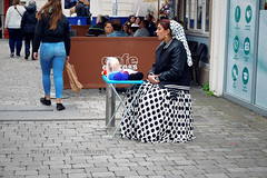 "Galway - street (alice 240) Tags: galway ireland life europa travel nikon alice240 atelier240art ngc nationalgeographic people social human europe street flickr tourism documentary city alicealicjacieliczka cinema journalism photojournalism film magic poetry dream reportage urban persons ""nikonflickraward"""
