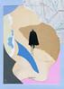 inward bound (argyle plaids) Tags: handmadecollage analogcollage handmadecard handmadecards collage collages collageart collageartwork paperart paperartist handmade papercollage seattleartist cutandpaste collageartist papercutart paperlove fineart modernart smallart artforsale affordableart graphicart design paperdesign art arte artwork handmadeart analogart contemporary contemporaryart recycled colaj surreal surrealism surrealist surrealismo surrealart surrealartwork back turnedaway walkaway leaving left mapart ripped torn rippedpaper tornpaper abstract abstracted abstraction abstractart abstractartwork colorfulart