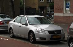 2007 Cadillac BLS 1.9D 150 pk (rvandermaar) Tags: 2007 cadillac bls 19d 150 pk cadillacbls sidecode6 59xssx rvdm