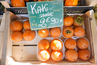 Fresh Market: Grenoble, France