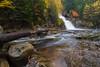 Water-Fall (Ceomga) Tags: claudehamel automne autumn otoño couleursdautomne rivière river río cascade chute waterfall catarata cascada forêt forest bosque