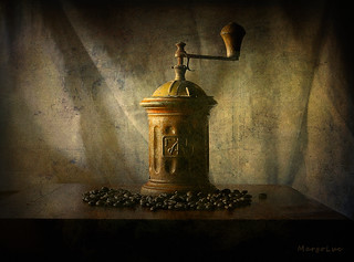 Ancient Coffee Mill ...