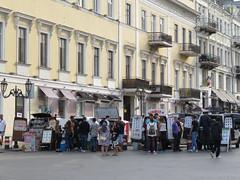 Coffee in Odessa (kalevkevad) Tags: ukraine odessa odesa best flickr