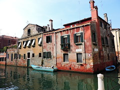 Rio de San Pantalon, Venice
