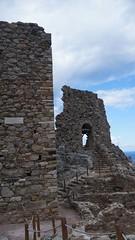 In cetatea Chora