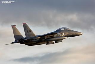 01-2002 F-15E Strike Eagle 494th FS