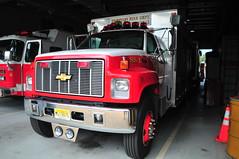 Trenton Fire Department Special Service 1 (Triborough) Tags: nj newjersey mercercounty trenton tfd trentonfiredepartment firetruck fireengine specialservice specialservice1 ss1 gm chevrolet kodiak kme