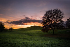 Campbell Park (Andrew Hosegood) Tags: campbell park milton keynes buckinghamshire sunset andrew hosegood
