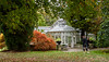 Hope it Gets Repaired (Jocey K) Tags: newzealand nikond750 southisland christchurch monavale autumn trees building glasshouse people gardens