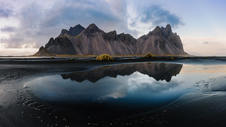 Reflections of Vestrahorn(Explored)