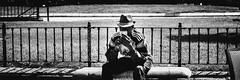 I'm watching you (Marián Company (The Fresh Feeling Project*)) Tags: elcarmen valencia retrato vigilancia blancoynegro monocromatico migrante afroamericano portrait migrant street streephoto streetphotography streetphotographer city blackandwhite bw bn noiretblanc